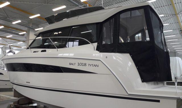 Balt 1018 Titanium – New 2020