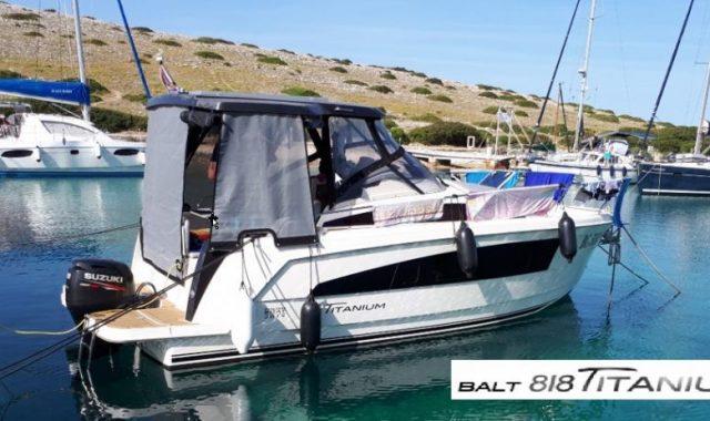 Balt 818 Titanium z 2016